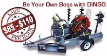 BE YOUR OWN BOSS With a DINGO Mini Digger Welshpool Canning Area Preview