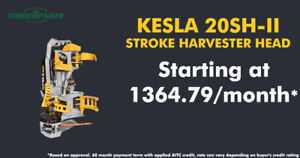 KESLA 20SH-II: STARTING AT $1364.79/MONTH