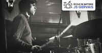 Cours de batterie/ Drum Lesson - Station Berri-UQAM