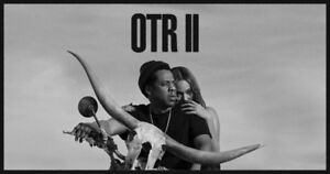 Beyonce & Jay-Z OTR II Tour in Vancouver, BC Oct 2 (2 tickets)