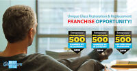 Fastest Growing Franchise in the Window Industry