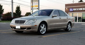 2004 Mercedes S430 4Matic ~~Rare immaculate condition~~