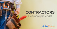 Contractors! Need more job leads?