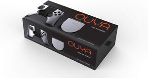 OUYA Game console & controller