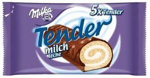 ( 8,78 Euro / 1000g ) 40 x Milka Tender Milch Riegel 37g