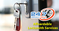 ARE YOU LOCKED OUT? 24/7 LOCKSMITH - 4036686671