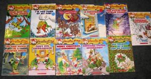 Lot of 11 Geronimo Stilton books $20 for the lot