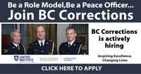 BC CORRECTIONS IS HIRING CORRECTIONAL OFFICERS ~$58,873