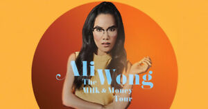 Ali Wong Tickets: Vancouver RC Orchestra Row 3 - Selling at Cost