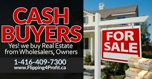 Real Estate Cash Buyers in Lethbridge