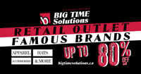 Big Time Solutions Retail and Media Outlet