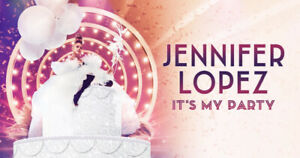 Jennifer Lopez tickets live in Montreal