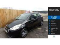 2015 Peugeot 208 1.4 HDI ACCESS PLUS 3d 68 BHP Hatchback Diesel Manual