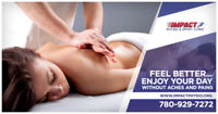 Looking for Part-Time Registered Massage Therapist