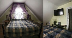 king size 1 bed room for rent beside the museum of His history Gatineau Ottawa / Gatineau Area image 2