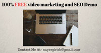 100% FREE SEO AND VIDEO MARKETING DEMO (PLEASE WATCH THE VIDEO)
