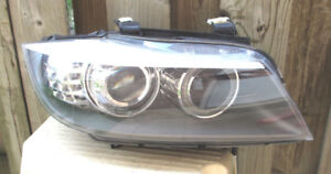 BMW HEADLIGHTS - 2, 3, 6, 7, X1, X3, X4 - PICS & INFO IN AD