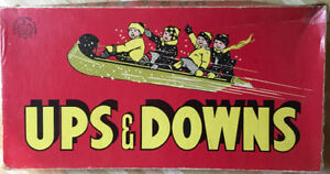 Ancien jeu UPS & Downs de Copp Clark Game