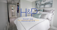 H&P Painting Services - 10% OFF Promotion on painting services