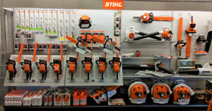 STIHL CHAINSAW BLOWERS TRIMMERS  CUTQUICKS  & POWER WASHER SALE
