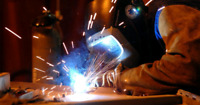 Certified welder for hire
