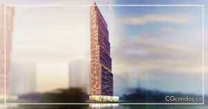 CG Tower condos in Vaughan - starting this November!