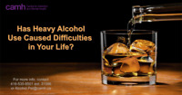 Has heavy alcohol use caused difficulties in your life?