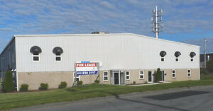WAREHOUSE SPACE AVAILABLE MAY 1st, 2017 IN BEDFORD