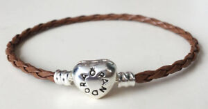LEATHER BRACELETS BANGLE FOR EUROPEAN CHARMS/BEADS