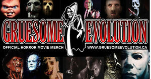 GRUESOME EVOLUTION HORROR CHRISTMAS SALE Kitchener / Waterloo Kitchener Area image 1