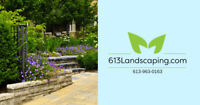 613Landscaping.com does decks!!