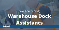 Part-time Warehouse Dock Assistant