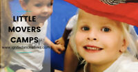 LITTLE MOVERS CAMP ages 2-4 (with 2 dates!)