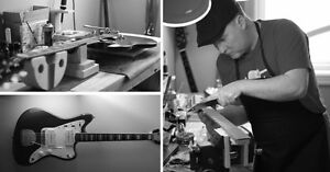 Downtown Guitar Setup and Repair St. John's Newfoundland image 1
