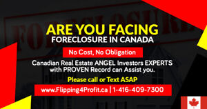 Are you Facing Foreclosure in Saint John