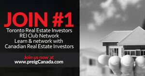 Join Networking Meetings for Timmins RE Investors