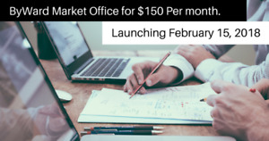 ByWard Market $150 per month office space