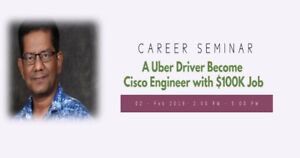 How to prepare for $100K Job In Cisco Networking - 100% Success