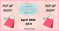 Scrapbooking, Card Making and Stamping Pop Up Shop!