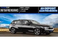 BMW 116 2.0TD Sports Hatch 2014.5 d Sport