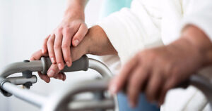 Personal support worker program with Co-op