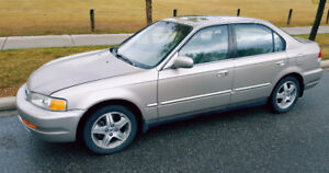 1999 Acura 1.6 EL Premium With Low KMs -- Less Than 145,000KMs