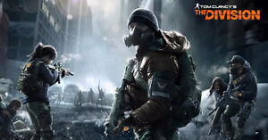The Division and Destiny $40 each or $70 for both