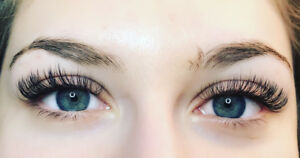 Eyelash extensions PROMO $70 only
