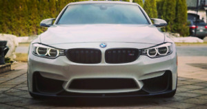 BMW M3 F80 2015 Full M-sport! Bas Kms!! Voiture Impeccable