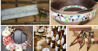 Elora Spring Craft show- Vendor Space Available