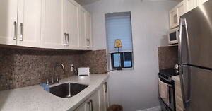 BEACHES APARTMENT FOR RENT at Queen St & Woodbine Ave (2bdrm)