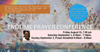 PRAYER CONFERENCE AND REVIVAL