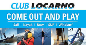 DON'T BUY A BOAT! JOIN CLUB LOCARNO INSTEAD!