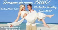 Exclusive Promotion Destination Wedding